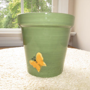Other - Cute Ceramic Container - NWOT